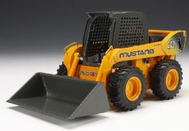 Ag Farm Toys 1/25 Mustang 2109 Skid Steer Loader, Precision-Crafted