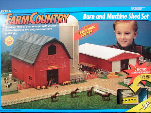 Toy Barn Sets Wow Blog