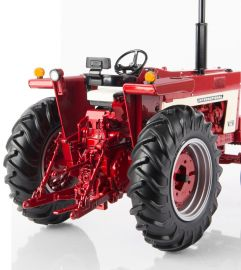 Case International Harvester 1568 Open Station 1//64 Scale Ertl Toy Tractor