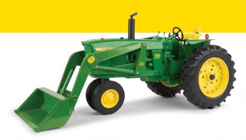 Tractor 4020 Sealed Collection Edition ERTL IRON Farm Toy John Deere