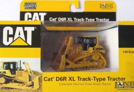 Ag Farm Toys 1/64 Cat D6R XL Track-Type Tractor - Norscot